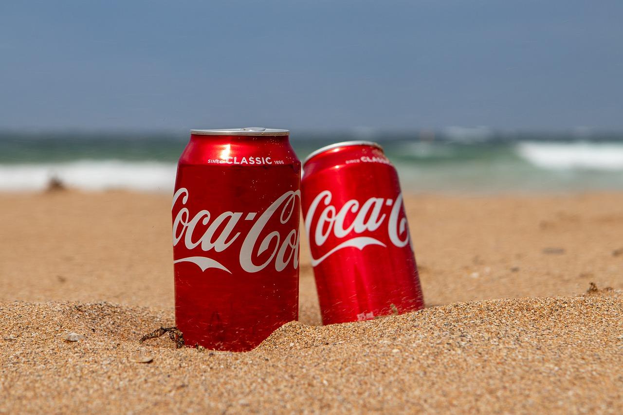 株価 コカ コーラ
